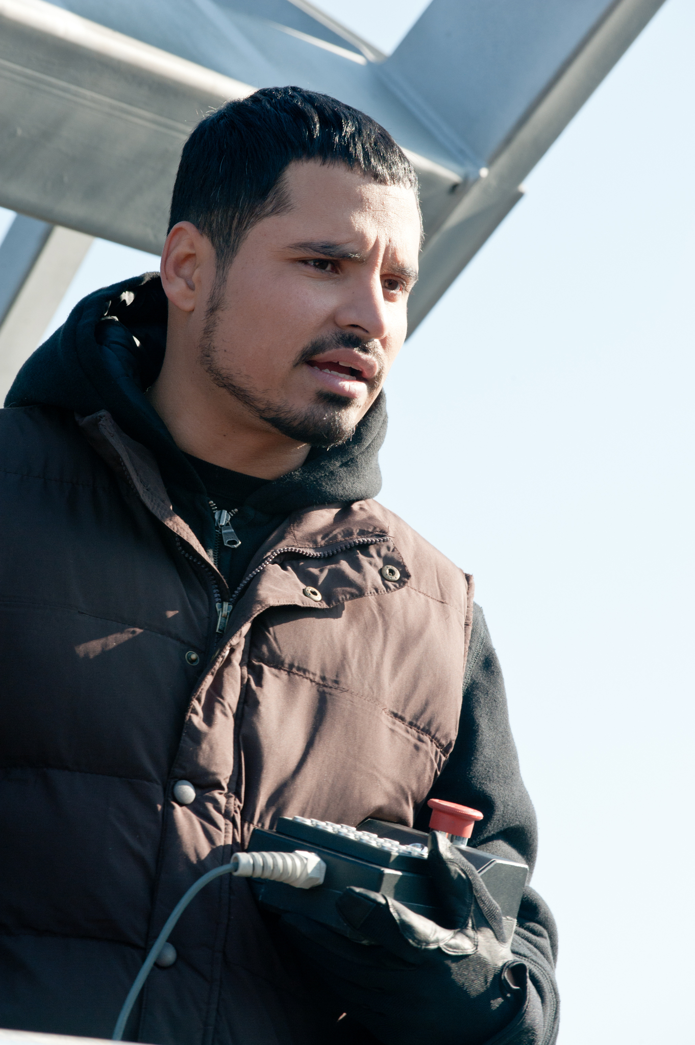Michael Peña in Tower Heist (2011)