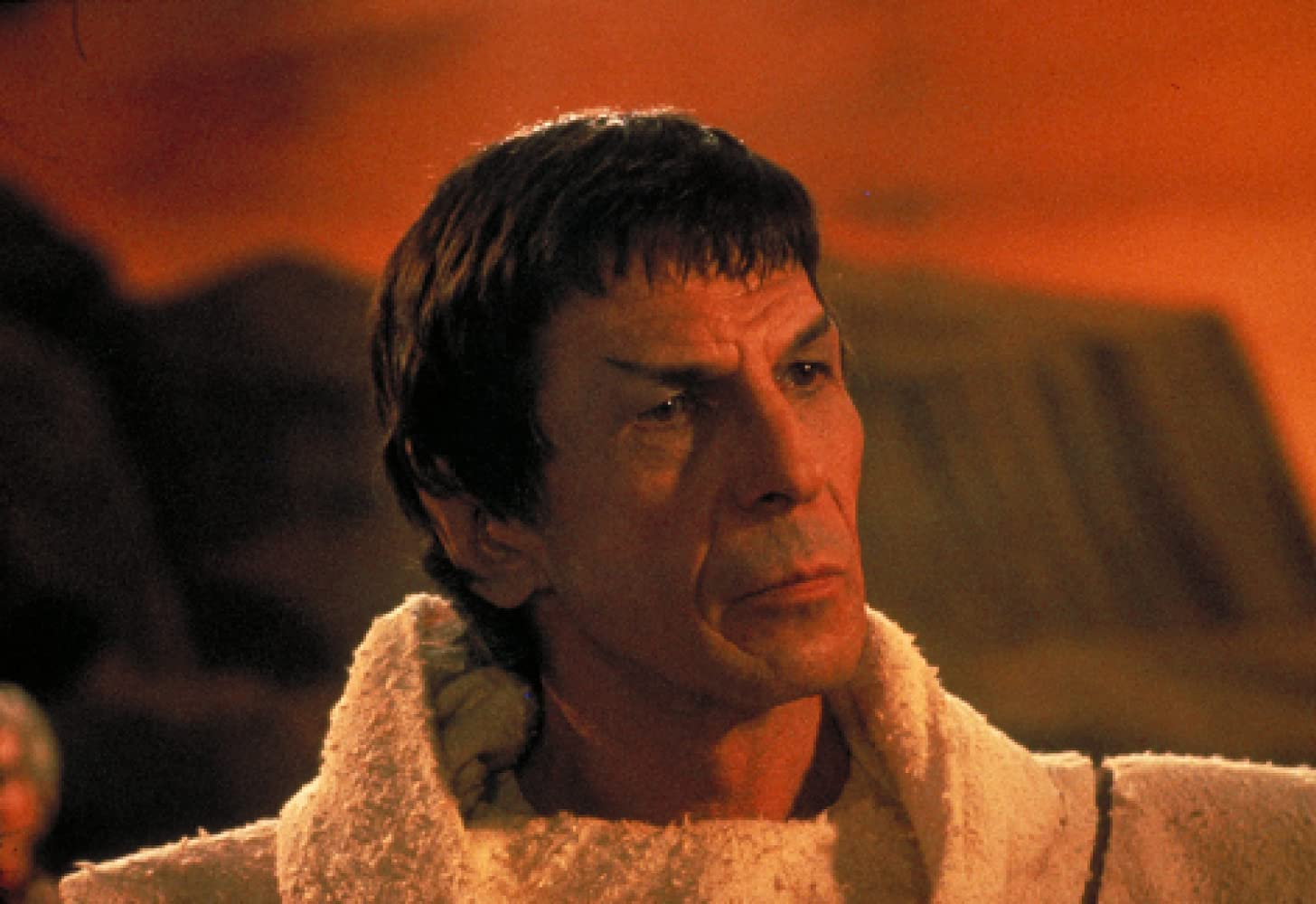 Leonard Nimoy in Star Trek III The Search for Spock 1984