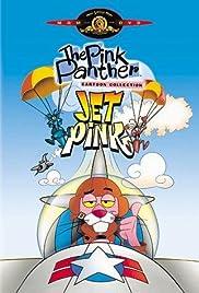 Jet Pink Poster