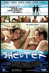 Brad Rowe, Tina Holmes, Katie Walder, Trevor Wright, Jackson Wurth, and Ross Thomas in Shelter (2007)