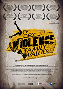 New movies 2018 dvdrip download Sex.Violence.FamilyValues. Singapore [480x640]