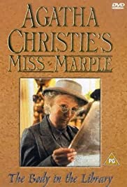 Miss Marple: The Body in the Library Poster