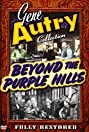 Beyond the Purple Hills (1950) Poster
