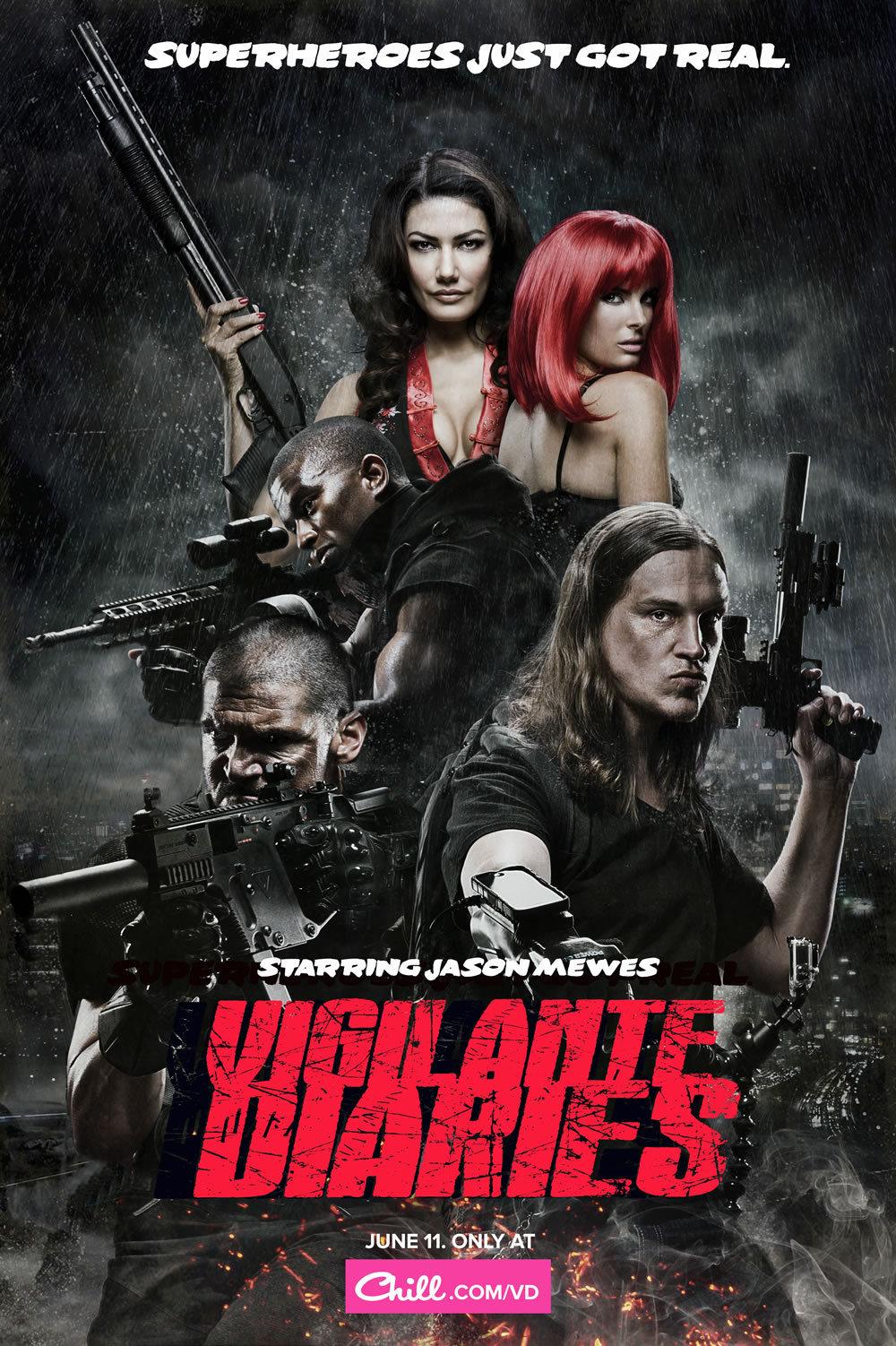 Vigilante Diaries en streaming vf complet
