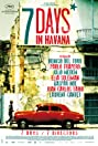 7 Days in Havana (2012) Poster