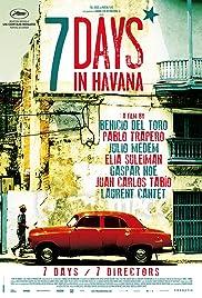 7 días en La Habana Poster