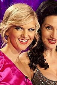 Arden Myrin and Michelle Visage in RuPaul's Drag Race (2009)