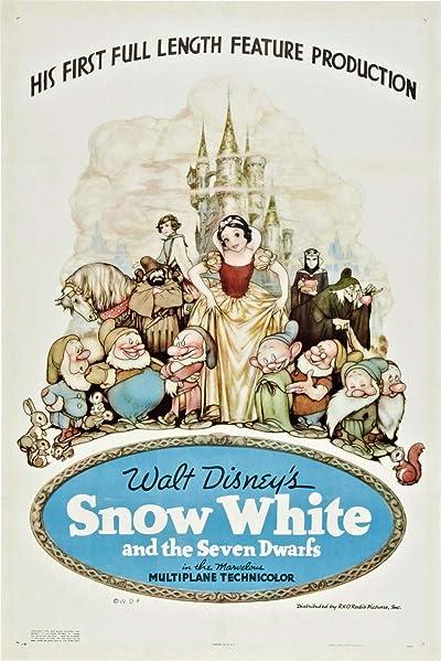 Snow White and the Seven Dwarfs (1937) BluRay 480p, 720p & 1080p
