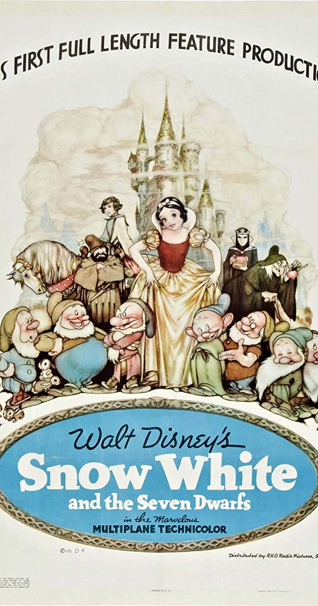 Snow White And The Seven Dwarfs 1937 Imdb