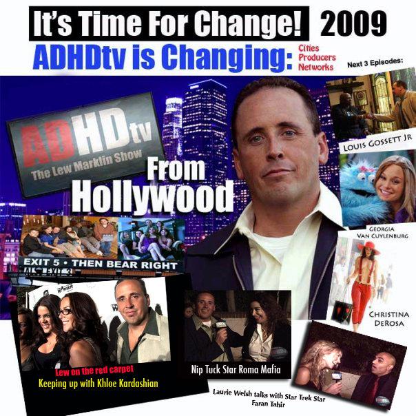 ADHDtv: With Lew Marklin (2007)