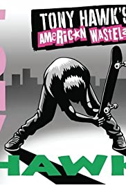 Tony Hawk's American Wasteland Poster