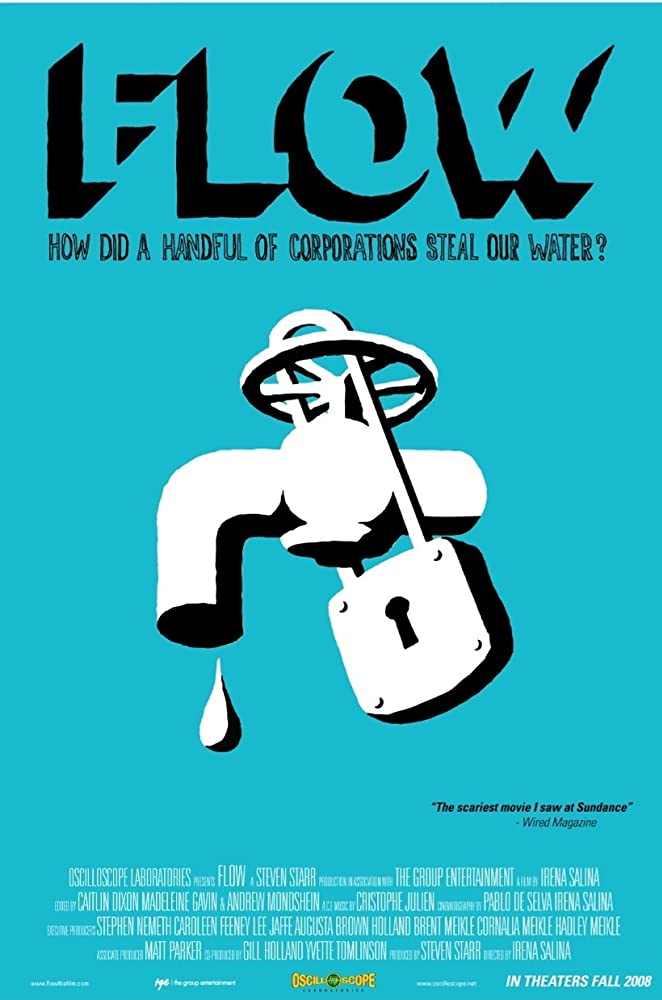 FLOW: How did a handful of corporations steal our water?