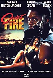 Quiet Fire (1991) starring Lawrence-Hilton Jacobs on DVD on DVD