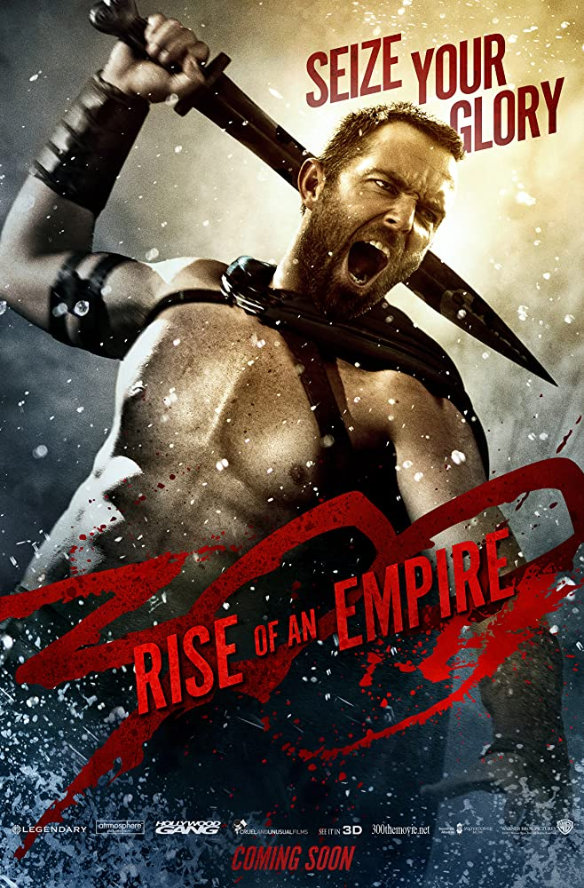 300: Rise of an Empire (2014) Hindi Dubbed Movie