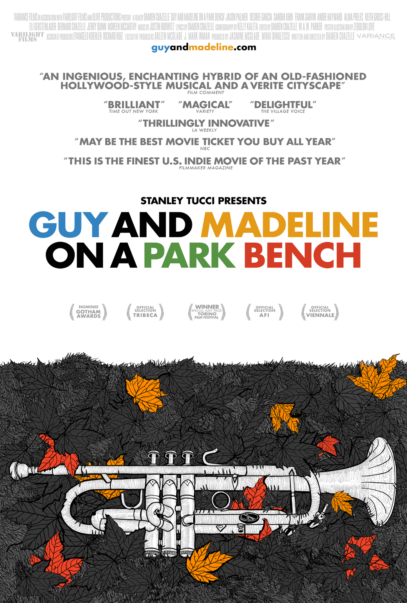 Guy And Madeline On A Park Bench 2009 Imdb