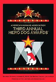 Primary photo for 2013 Hero Dog Awards