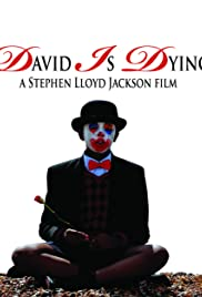 David Is Dying Poster