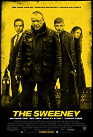 The Sweeney (2012) Poster - Movie Forum, Cast, Reviews