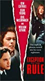Exception to the Rule (1997) Poster