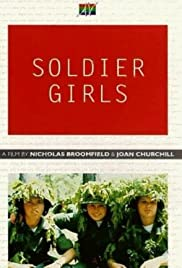 Soldier Girls Poster