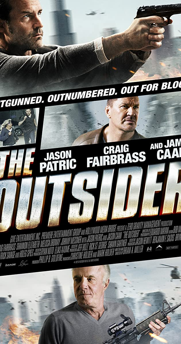Subtitle of The Outsider