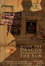 When the Dragon Swallowed the Sun Poster