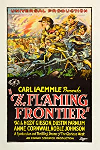 MP4 video full movie hd free download The Flaming Frontier USA [Avi]