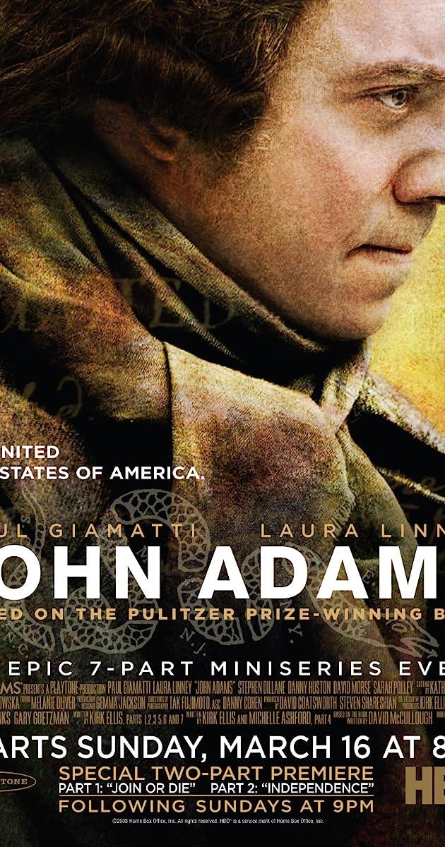 John Adams Tv Mini Series 2008 Full Cast Crew Imdb