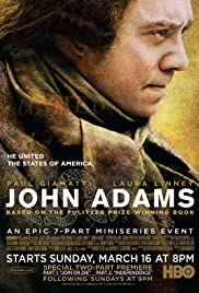 John Adams Poster - TV Show Forum, Cast, Reviews