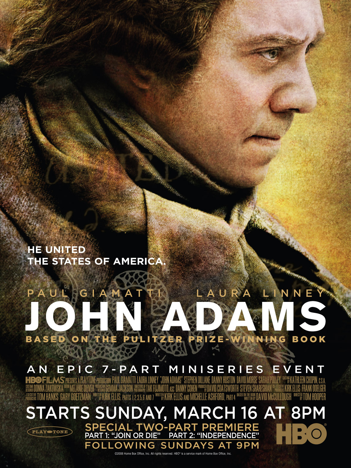 John Adams Season 1 COMPLETE BluRay 480p, 720p & 1080p