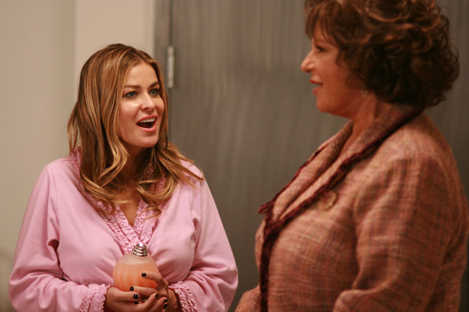 Carmen Electra and Lainie Kazan in Oy Vey! My Son Is Gay!! (2009)
