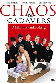 Chaos and Cadavers Poster