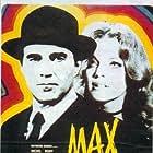 Romy Schneider and Michel Piccoli in Max et les ferrailleurs (1971)