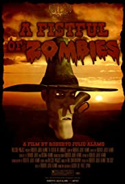 A Fistful of Zombies Poster
