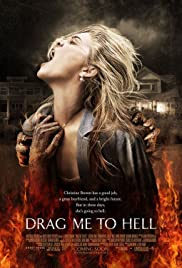 Drag Me to Hell (2009) Poster - Movie Forum, Cast, Reviews