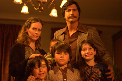Sarah Paulson and Ken Marino in Diggers (2006)