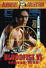 Bloodfist VI: Ground Zero Poster