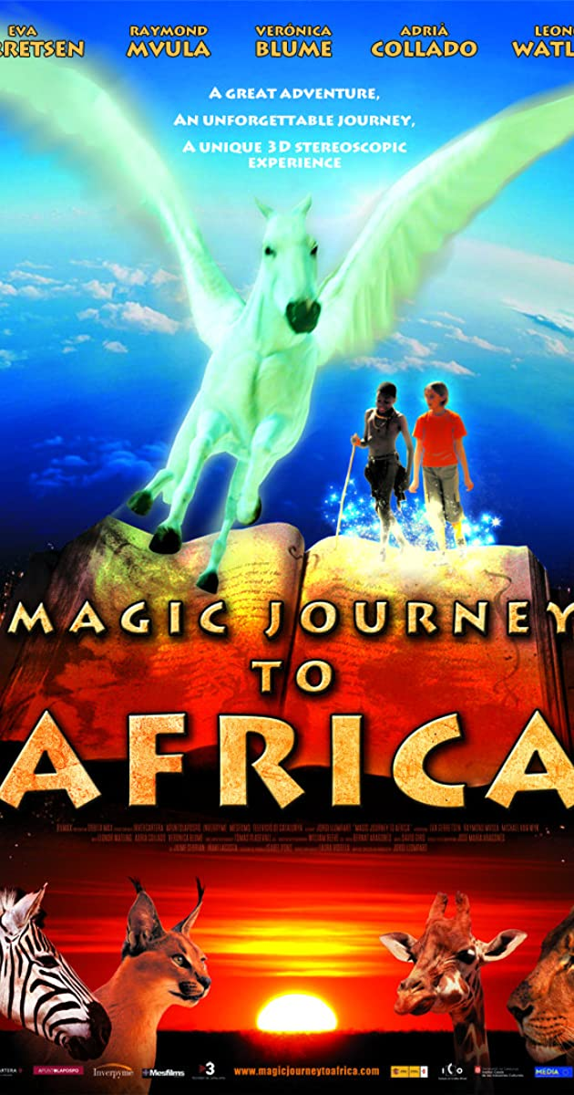 Subtitle of Magic Journey to Africa