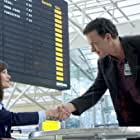 Tom Hanks and Catherine Zeta-Jones in The Terminal (2004)