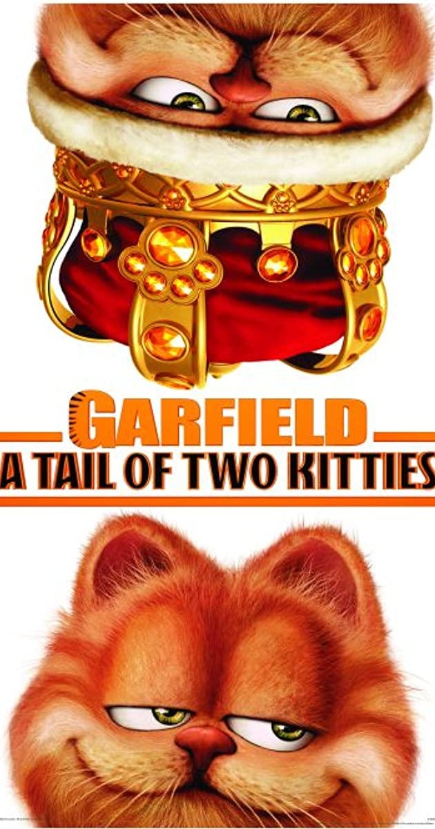 Subtitle of Garfield: A Tail of Two Kitties