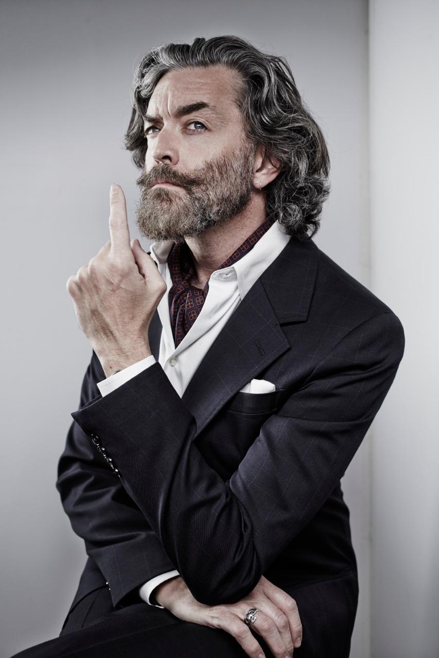 De 51-años 185 cm de altura Timothy Omundson en 2021 foto