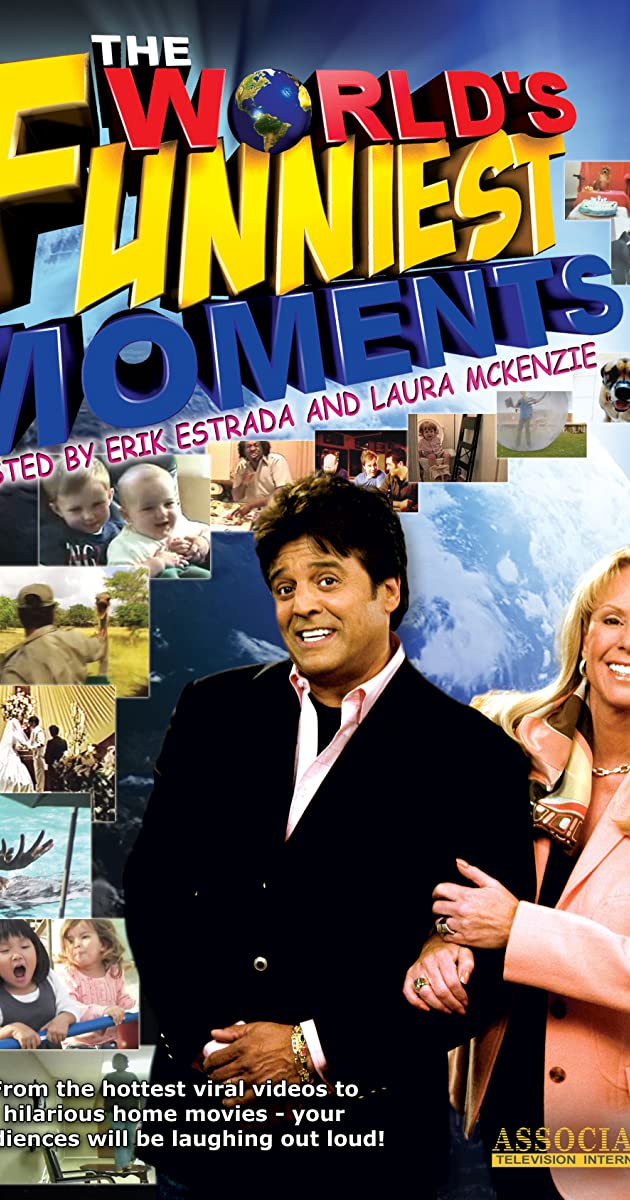 Erik Estrada Worlds Funniest Christmas 2020 The World's Funniest Moments (TV Series 2008– )   IMDb