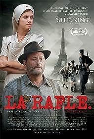 Jean Reno and Mélanie Laurent in La rafle (2010)