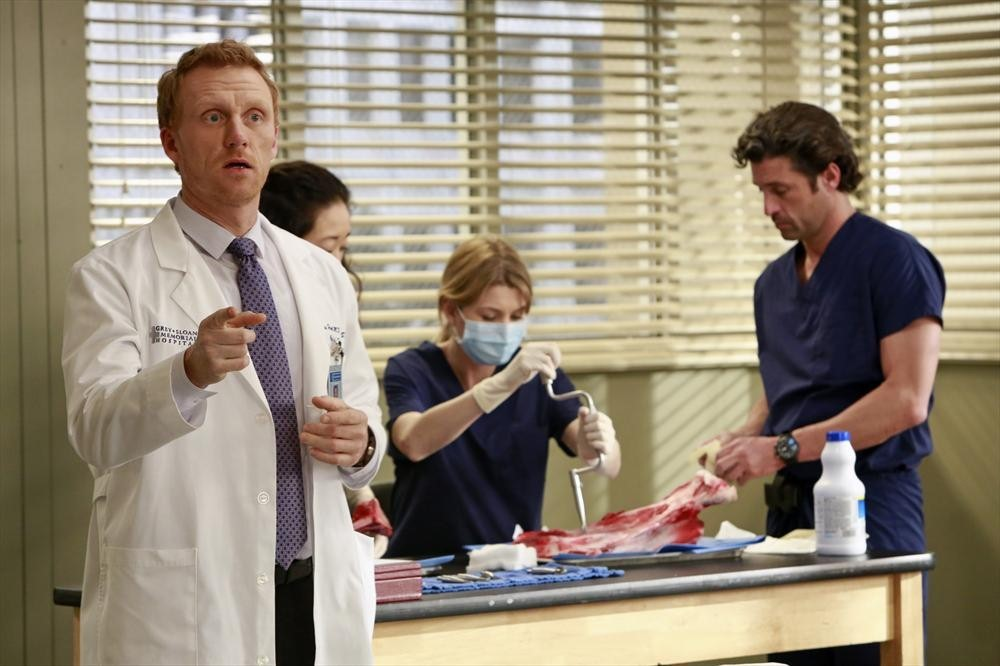 Greys Anatomy Shes Killing Me Tv Episode 2013 Photo Gallery