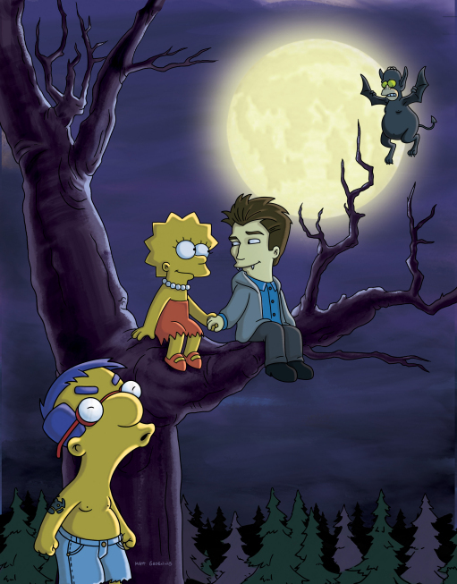 "The Simpsons"" Treehouse of Horror XXI (TV Episode 2010) - IMDb"