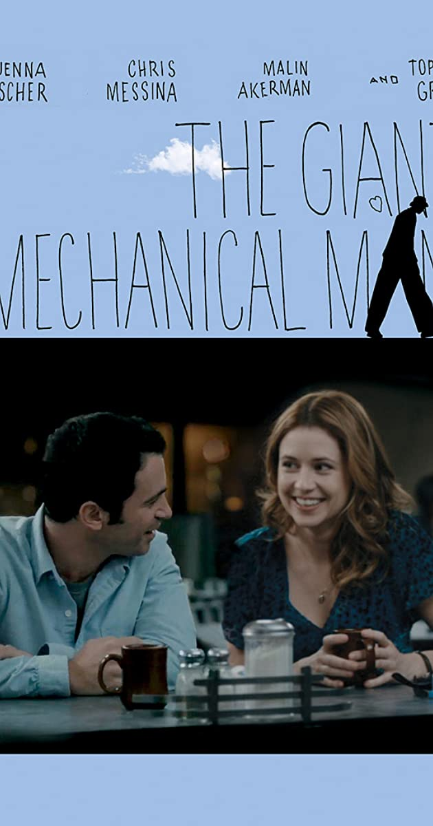 Subtitle of The Giant Mechanical Man