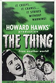 The Thing from Another World (1951) Poster - Movie Forum, Cast, Reviews