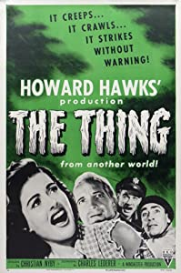 The Thing from Another World Gordon Douglas