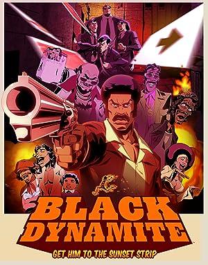 Where to stream Black Dynamite