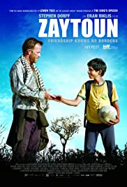 Zaytoun (2012) Poster - Movie Forum, Cast, Reviews